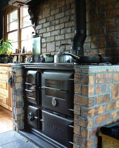 The Homewood Heritage Homewood Stoves Cast Iron Wood